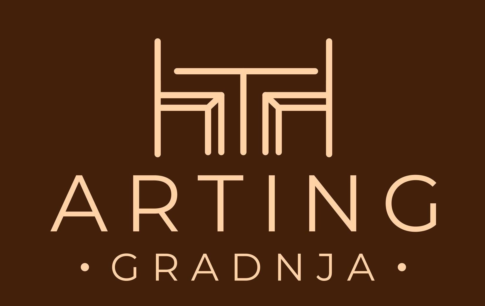 Arting Gradnja logo